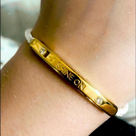 Kate spade adjustable bracelet